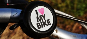 I love my bike
